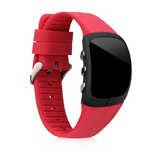 kwmobile Silicone Watch Strap for Polar M400 / M430 - Fitness Tracker Replacement Band - Sports Wristband Bracelet with Clasp by kwmobile