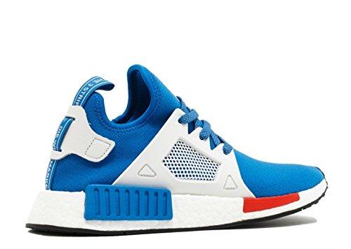 Adidas Originals Nmd_xr1 Mænds Løbesko Sneakers Blå, Hvid, Rød