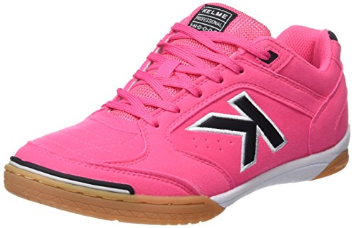 Kelme Pink Precision Boys' Fucsia Top Low 154 Sneakers rCfxrwqX