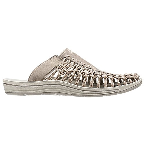 KEEN Uneek Slide Sandal - Womens Brindle/Feather Grey 6.5