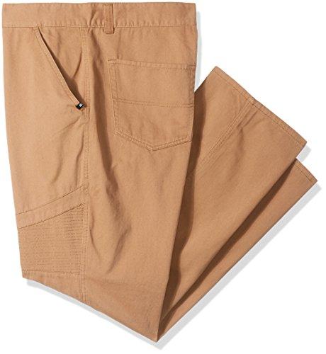 Rocawear Men's Big and Tall Moto Twill Pant, Dark Chino, ...