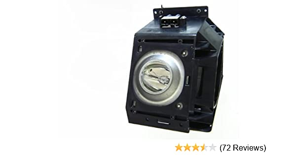 Samsung HL-P5685W TV Assembly Cage with Projector bulb