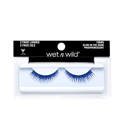 wet n wild Fantasy Makers False Eyelashes (Glow in the Dark) -