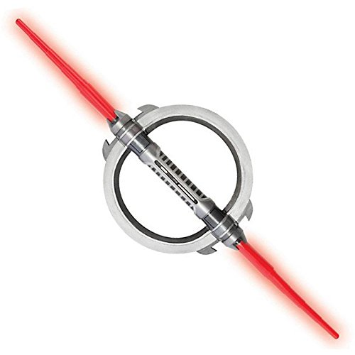 The Inquisitor Double Lightsaber Costume Accessory]()