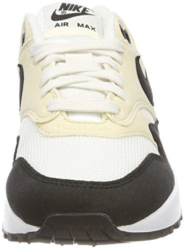 Nike Wmns Air Max 1, Scarpe da Ginnastica Donna Beige (Sail/Black/Fossil)