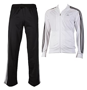 Adidas Ess 3s Knit Suit Herren ClimaLite Trainingsanzüge
