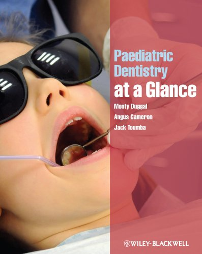 Paediatric Dentistry at a Glance (At a Glance (Dentistry)) Pdf