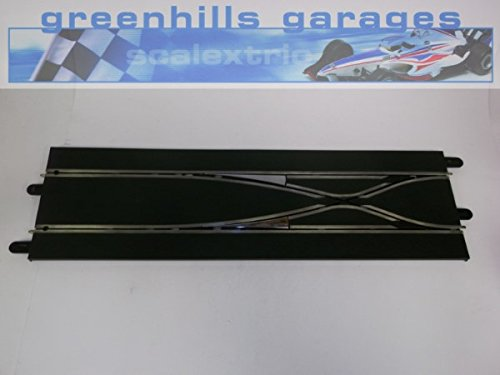 Greenhills Scalextric Digital Track Crossover Straight C7036 - Used - MT214 ##x