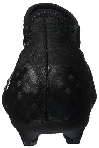 adidas X 16.1 Fg J, Zapatillas de Fútbol Unisex Niños Negro (C Black/ftw White/c Black)