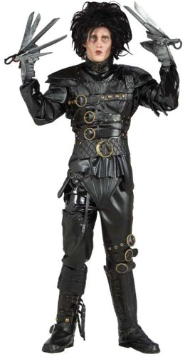 Edward Scissorhands Grand Herit Costume -