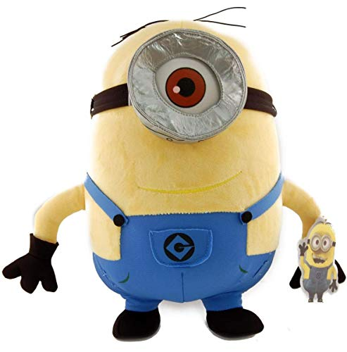 ToyFactory Despicable Me 2 One Eyed Minion Stewart 12