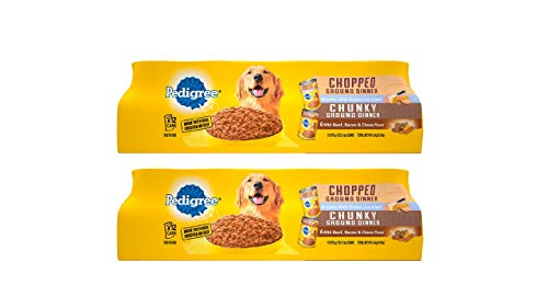 Pedigree Ground Dinner Combo with Chicken, Liver & Beef and