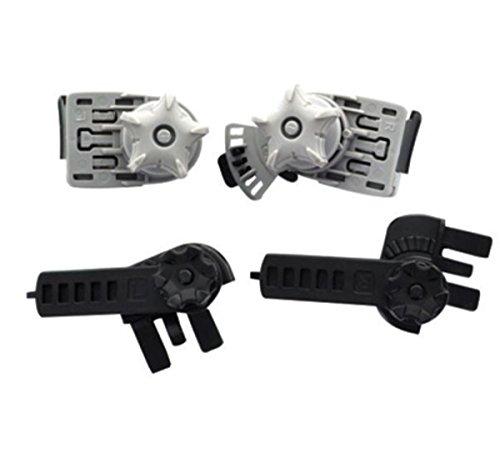 Miller 259637 Hard Hat Adapter, Slotted, Complete Kit