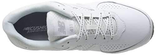 C EU WW411WT2 Womens Walking White 37 Balance D New Shoe zwEZ0xq