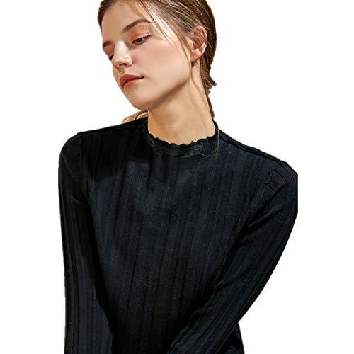 Maglione Del Donna Lunghe Pura Versione Codice Inverno Xl 100 Femminile Camicie A E Da Autunno Lana Tk Nuovo C Maniche Set Coreana Di show UqF8X
