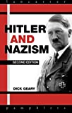Hitler and Nazism, Geary, Dick and Geary, Richard, 0415202264