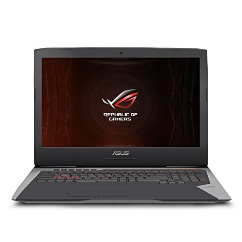 Price comparison product image ASUS ROG G701VO-IH74K - OC Edition 17.3-Inch FHD Gaming Laptop (Intel Core i7-6820HK, 32GB RAM, 512GB SSD (2 x 256GB), Windows 10) Copper Titanium