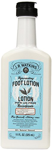 Mint Foot Lotion