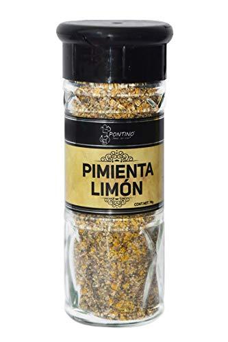 Pontino Pimienta Limon, 74 g