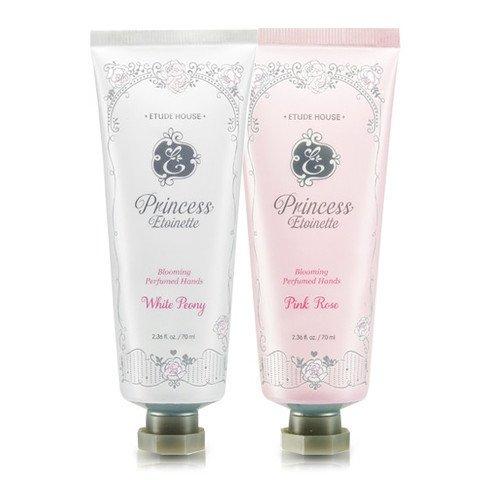 Etude House Princess Etoinette Blooming Perfumed Hands 2 set