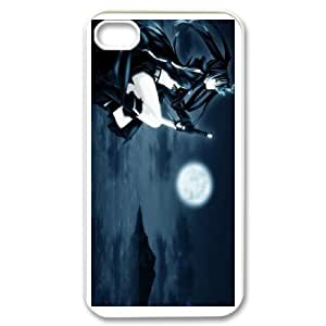 Generic Case Black Rock Shooter For iPhone 4,4S B8U7788724