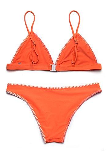 JOTHIN - Conjunto - para mujer naranja