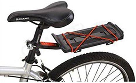ShopSquare64 Parrilla Trasera Bicicleta tija Bastidor Portador ...