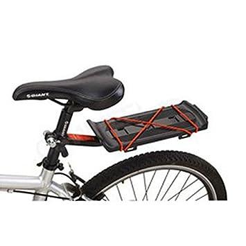 ShopSquare64 Parrilla Trasera Bicicleta tija Bastidor ...