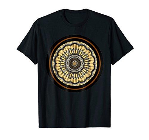 (Mandala Geometry Sacred Fractal Art Yoga Mantra Good Vibe)
