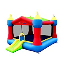 Bounceland Inflatable Party Castle Bounce House Bouncer