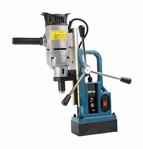 Steel Dragon Tools MD25 Magnetic Drill Press with 1'' Boring Diameter & 3372 lb Magnetic Force by Steel Dragon Tools