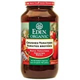 Eden Foods Organic Crushed Tomatoes, 680ml (Pack of 6)