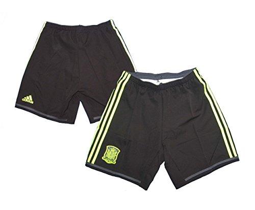 adidas 2014-15 Spain Away Football Shorts (Player Version)