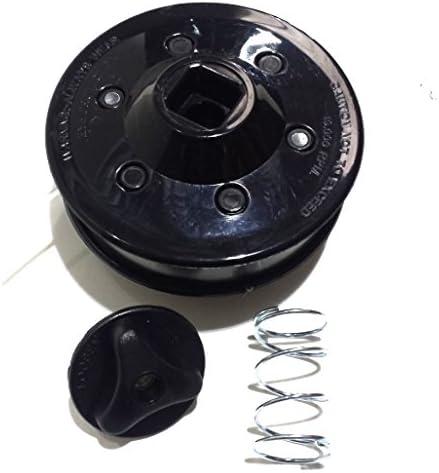 DURAFIX fijado 2 línea cabeza para ajuste recto eje brushcutters y motosierras: Amazon.es: Jardín