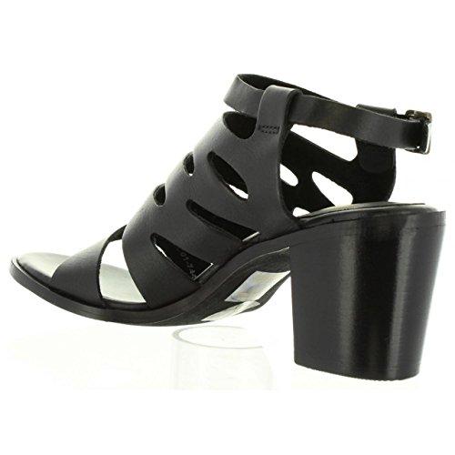 Sandalias de Mujer MTNG 93954 C1578 VAQUETA NEGR