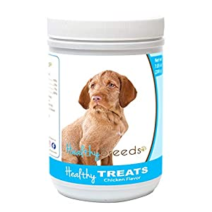 Healthy Breeds Healthy Dog Treats for Wirehaired Vizsla - Over 200 Breeds - Tasty Training Chicken Flavored Snack - Small Medium or Large Pets - 7 oz 3
