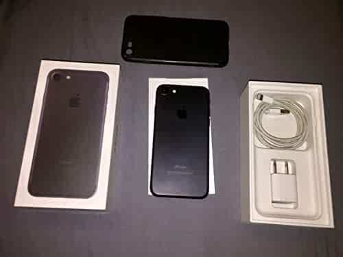 Apple iPhone 7 AT&T 128 GB (Black) Locked to AT&T