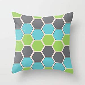 Nitty Witty Designs Cushion - Hexapops