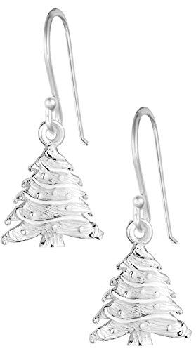 925-Sterling-Silver-Christmas-Tree-Elegant-Holiday-Dangle-Earrings-for-Women