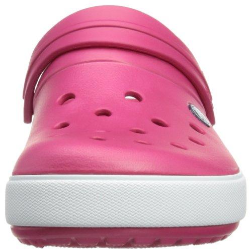 Crocs Crocband II.5, Unisex-Adults' Clogs Red (Raspberry/Navy)