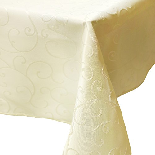 The Pecan Man Tablecloth Rectangle Spandex Stretch Table Cloth Cover Beige 135x200 printing