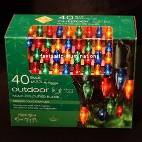 Premier 40 bulbs multi action outdoor lightsmulti coloured bulbs premier 40 bulbs multi action outdoor lightsmulti coloured bulbs aloadofball Image collections