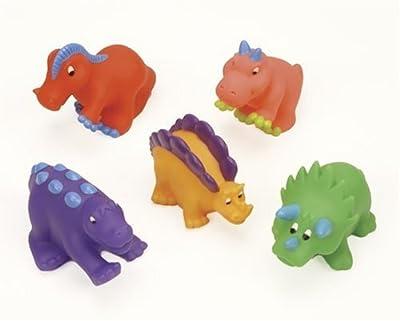 Battat Dino Bath Buddies by Battat