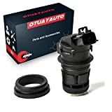 OTUAYAUTO 85330-60190 Windshield Washer Pump with Grommet For Toyota | Lexus | Subaru | Mazda | Nissan | Acura | Honda