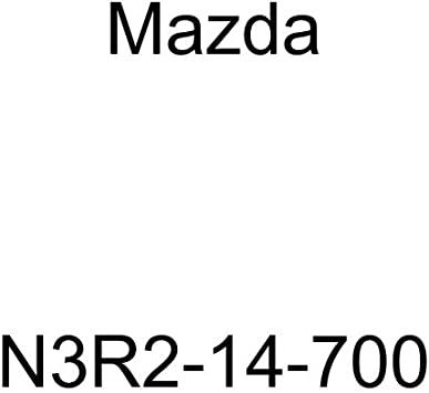 Genuine Mazda LF6W-14-700A Engine Oil Cooler with Seal