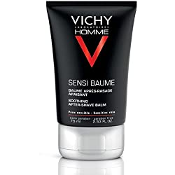 Vichy Homme Soothing After Shave Cream Balm, 2.53 Fl. Oz.