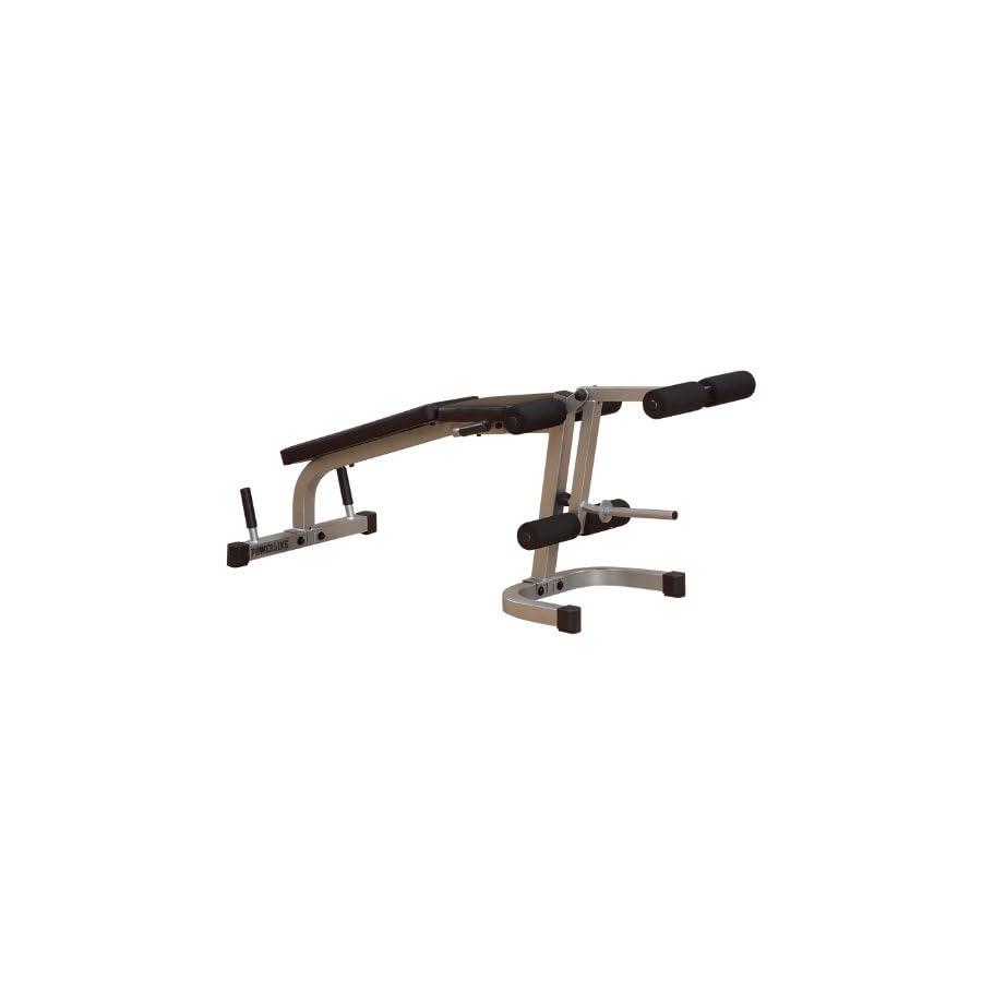 Powerline PLCE165X Leg Extension Curl Machine