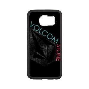 Samsung Galaxy S6 Case Cell phone Case Volcom Fahj Plastic Durable Cover