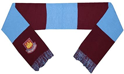 c1fe6029642b Image Unavailable. Image not available for. Colour  official west ham united  scarf