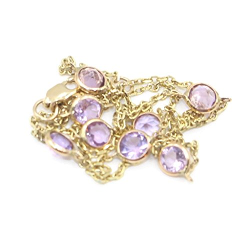 """Amethyst Double Layer 7""""..."""